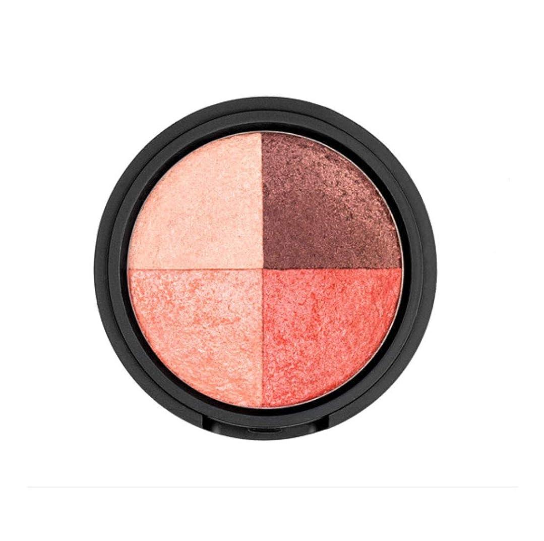 ワット衣装ソートWAKEMAKE Eye Styler Eyeshadow 4色のアイシャドウパレット#5 PINK ROSE(並行輸入品)