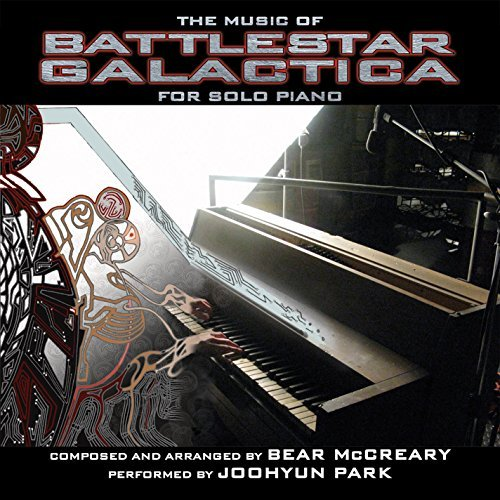 Music Of BATTLESTAR GALACTICA for Solo Piano by Bear McCreary (2015-08-03)