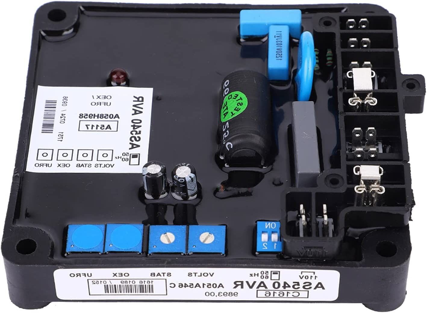 Shipenophy Voltage Regulator AVR Automatic Credence Automa ±1Accuracy Max 58% OFF