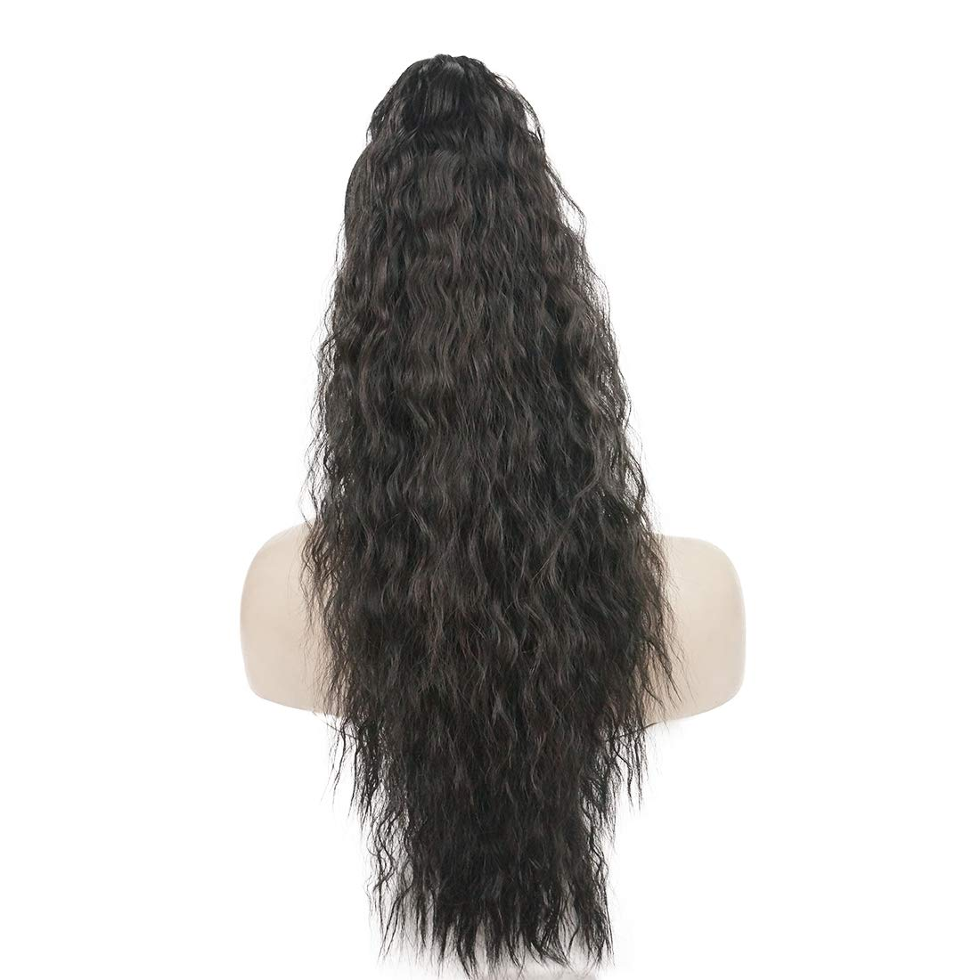Wiginway All stores are sold Long Claw sold out Ponytail Hair Extension i One Clip Piece Cute