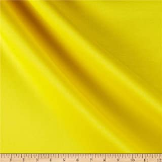 yellow scuba fabric