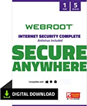 webroot internet security complete full
