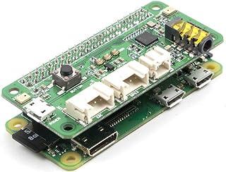ReSpeaker 拡張ボード サウンドカード Raspberry pi 0/3B/3B+適用 二つのマイクつき2-Mics HAT (2-mic)