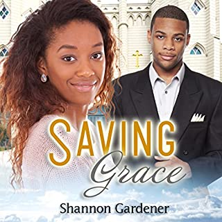 Saving Grace cover art