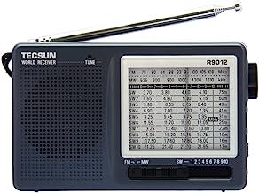 Tecsun R-9012 Am/FM/SW 12 Bands Shortwave Radio Receiver (R-9012)
