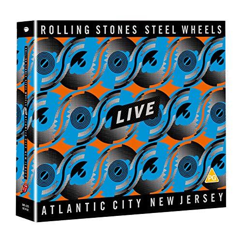 Steel Wheels Live (2 Cd + Dvd)
