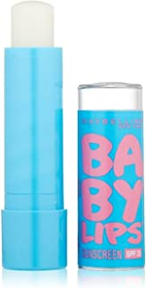 Maybelline Baby Lips Moisturizing Lip Balm Stick SPF 20, Quenched 0.15 oz (Pack of 4)