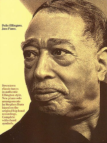 Duke Ellington - Jazz Piano Duke Ellington Music Book