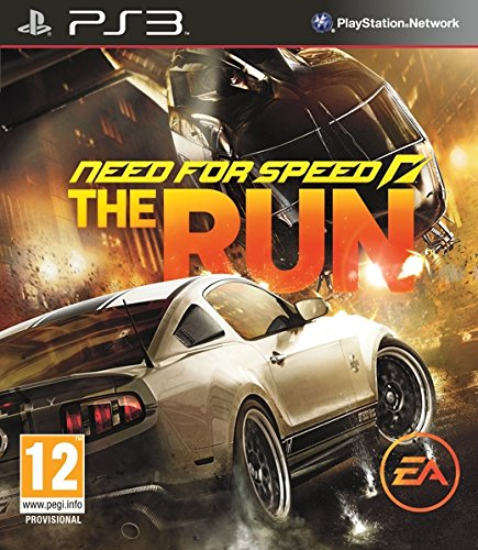 Electronic Arts - EAI03808667 - PS3 Need For Speed The Run Limited Ed.