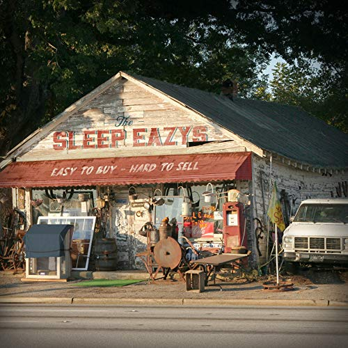 Album Art for Easy To Buy, Hard To Sell [LP] by The Sleep Eazys