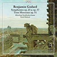 Godard:Symphonic Works [Muncher Rundfunkorchester, David Reiland ] [Cpo: 555044-2] by Muncher Rundfunkorchester