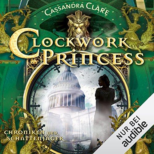 Clockwork Princess Titelbild