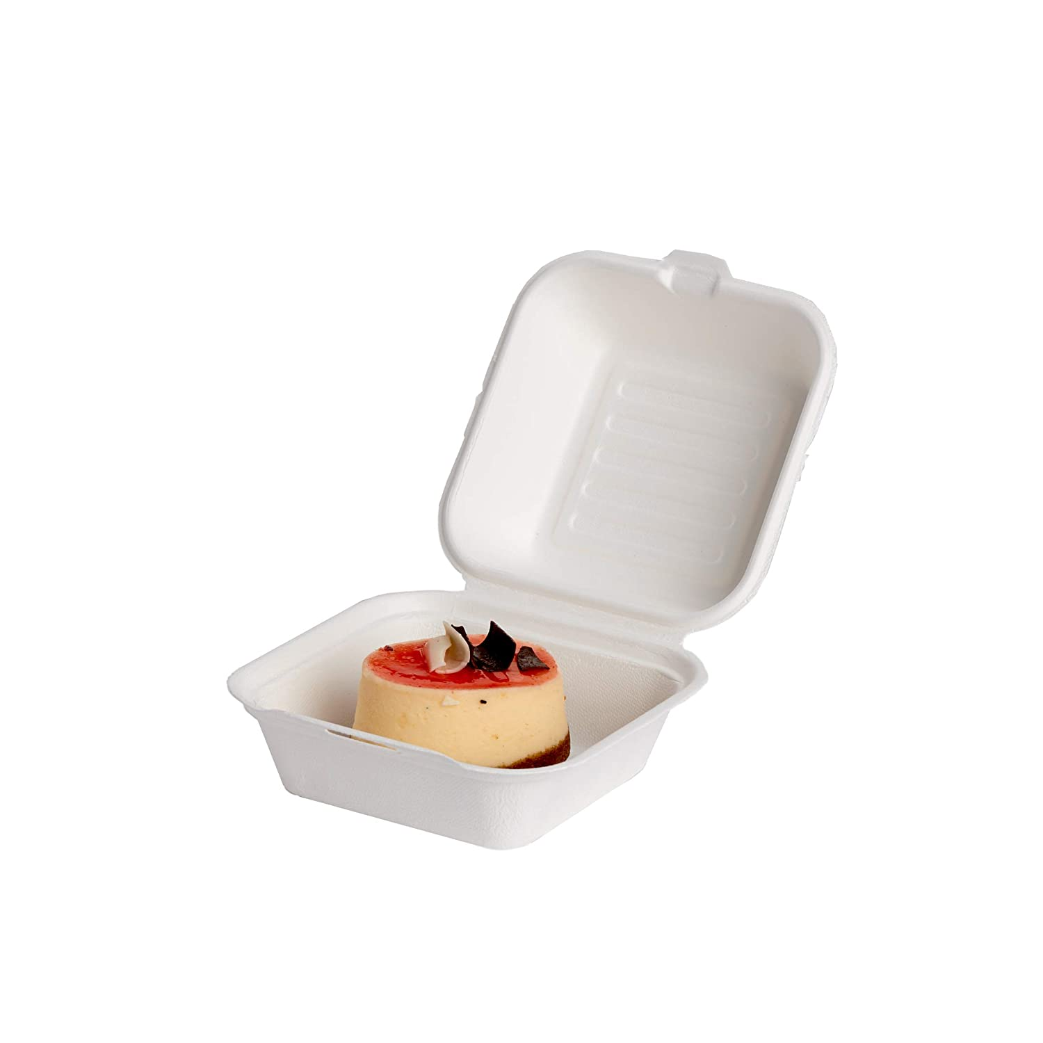 good natured Compostable Columbus Mall Small Carry Out Pack Seasonal Wrap Introduction Whit 250 of – Box