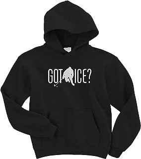 Big Boys' Got Ice? Youth Hoodie Sweatshirt
