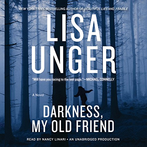 Darkness, My Old Friend audiobook cover art
