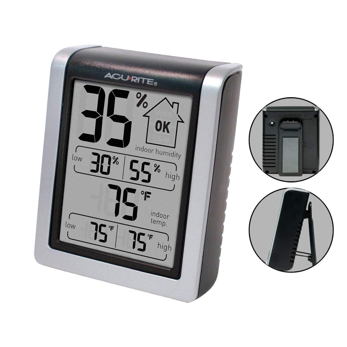 AcuRite Humidity Thermometer Hygrometer Indicator