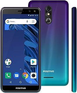 "Smartphone Positivo Twist 3 Pro S533 64GB Dual Chip 5.7"" - Aurora"