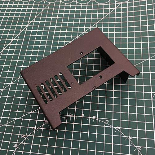 NO LOGO L-TAO-Pulley, Coperchio di Alimentazione della Stampante 1set Anet A8 3D Parti di Metallo Fuso Potenza siwtch Coperchio Anet A8 di Alimentazione con l\'interruttore (Taglia : Only Metal Cover)