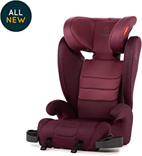 Diono Monterey XT Latch, 2-in-1 Expandable Booster Seat, Plum