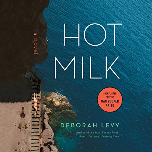 Hot Milk audiobook cover art