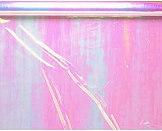 """Amscan Cellophane Wrap, 10' x 30"""", Opal Iridescent"""