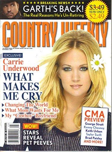 Country Weekly Magazine, Vol. 16, No. 39 (November 9, 2009)
