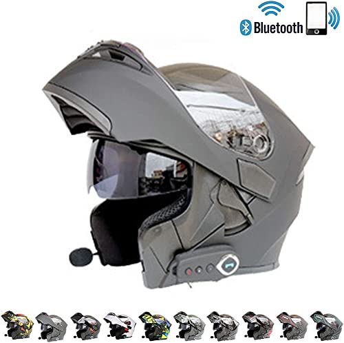 Cascos De Moto Con Bluetooth Integrado