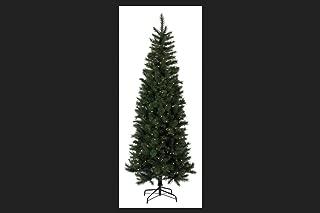 Greenfields Phoenix Slim Tree Clear Lights 300 Lights 7.5' 772 Tips