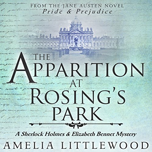 The Apparition at Rosing's Park audiobook cover art