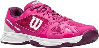 Wilson Junior Rush Pro 2.5 (Big Kid) Very Berry/Purple/White Girls Tennis Shoe