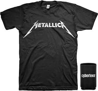 Cyberteez Metallica Logo T-Shirt (Sizes S-5XL)