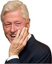 ملصق نافذة يحمل شعار فريق بيل كلينتون من كلربوك جوي