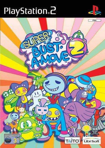 Super Bust-a-Move 2 (PS2) by UBI Soft