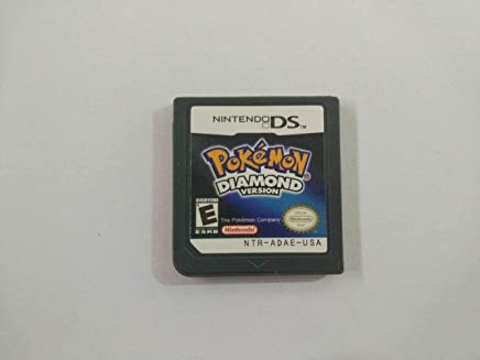 Pokemon Diamond Version Game Card for NDS 3DS DSI DS