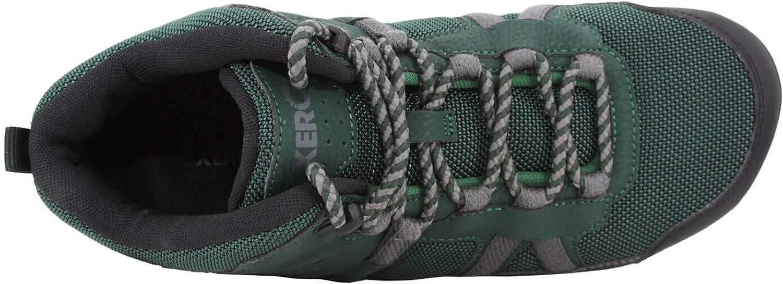 Xero Shoes DayLite Hiker Mens Barefoot-Inspired Minimalist Lightweight Hiking Boot Zero Drop Trail Shoe