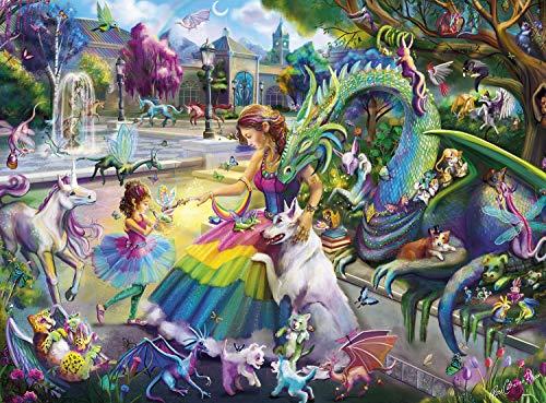 1000 piece puzzles fantasy - 8