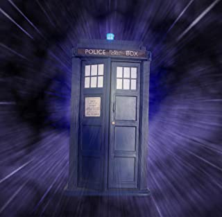 Keen Doctor Who Tardis Wall Poster Print|12 X 18 in Poster|KCP17
