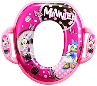 The First Years Minnie Mouse Soft Potty Seat/Ring