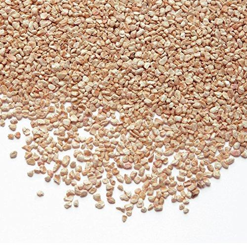 25 kg Nussschalengranulat 0,45-0,8 Walnussschalent Nuss Granulat Poliergranulat