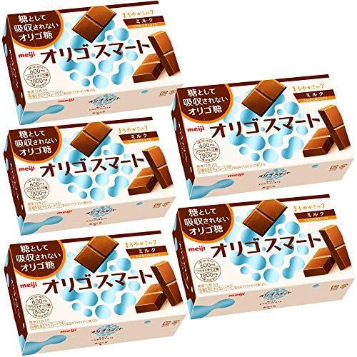 明治 オリゴスマートミルクチョコレート 65g×5箱