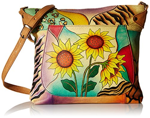 Sunflower Convertible Tote Bag
