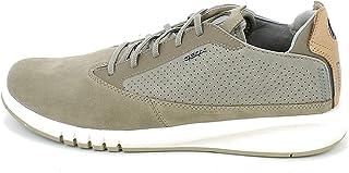 Geox - Sneaker erantis in Suede e Nappa Sandal