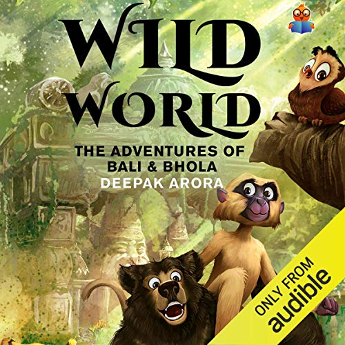 Wild World cover art