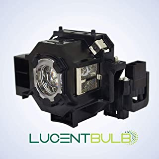 for Epson ELPLP42 / V13H010L42 Lamp Cartridge fits owerLite Home Cinema 83+ 83C 410W 400W 822P 822+ EB-400WE EMP-400WE 410W 822H 83H EX90 EMP-280