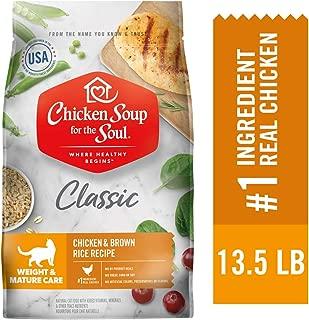 chicken soup cat food