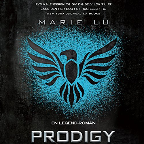 Prodigy (Legend 2) cover art