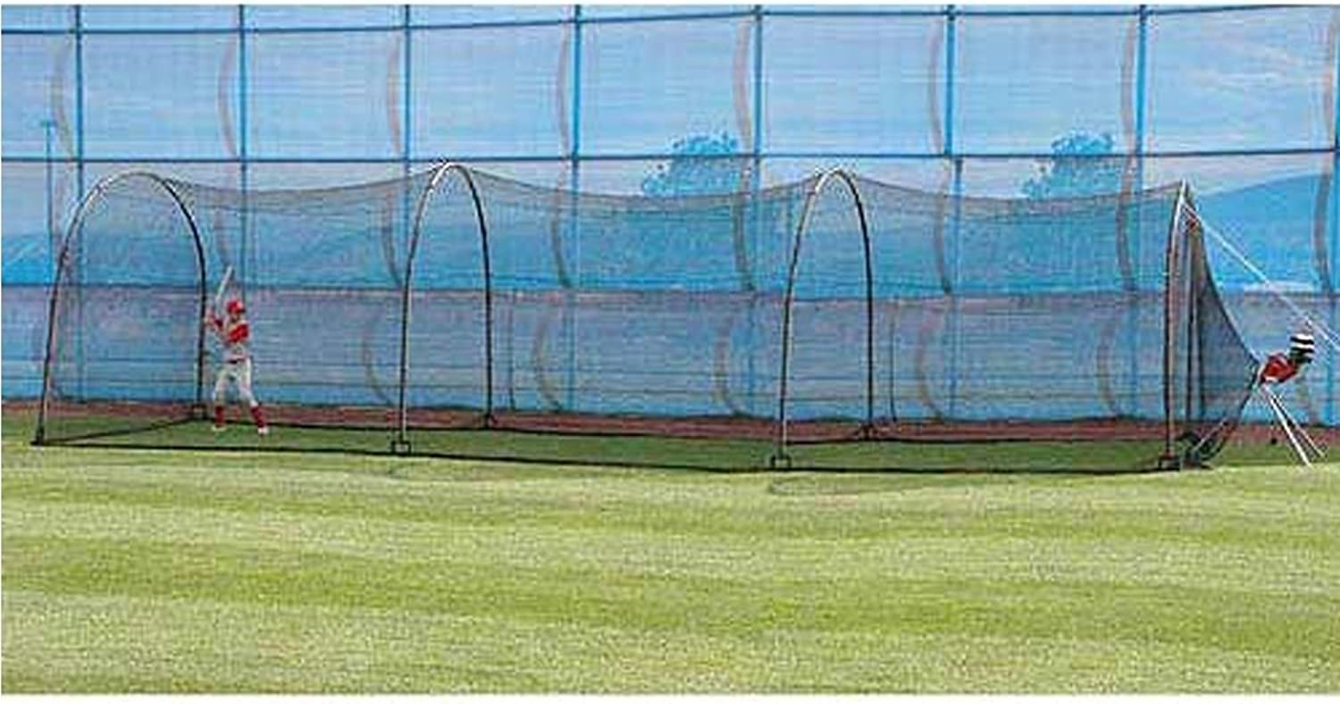 Heater Xtender Home Batting Cage  36ft