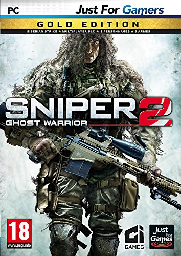 Sniper: Ghost Warrior 2 - Gold [Importación Francesa]