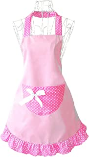 Best cheap pink aprons Reviews