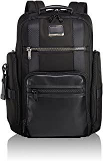 TUMI - Alpha Bravo Sheppard Deluxe Brief Pack Laptop Backpack - 15 Inch Computer Bag for Men and Women